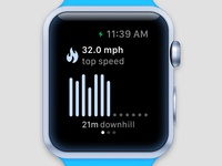 Slopes - Apple Watch