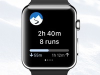 Slopes - Apple Watch Glance