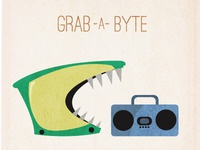 Grab A Byte graphic