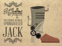 The Strange Affair of Springheeled Jack