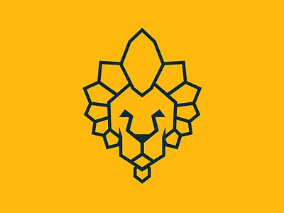 Bank icon dz9 logo brand security lion yellow cash money coins bank