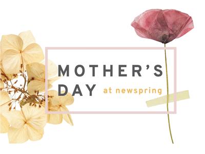 Mother's Day 2016 overpass font overpass flowers pressed flowers motherhood mothers moms mothers day