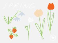 Springtime in SC