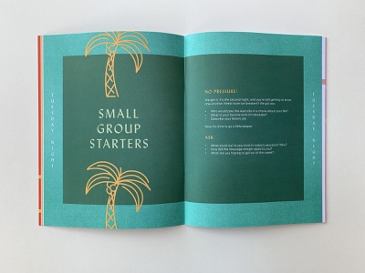 Gauntlet 2019 III layout cover typography camp book design book