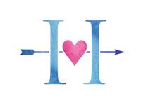 personal logo sketch