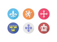 Civilization V Icons