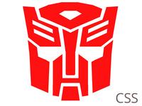 Autobot CSS