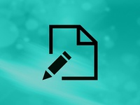 Write/Edit Icon