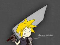I do love swords