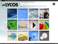 Lycos website