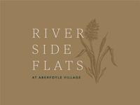 Riverside Flats Identity