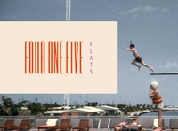 Four One Five Flats Identity