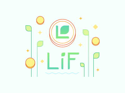 Líf Token coin travel ico token winding tree cryptocurrency