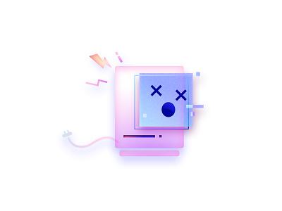 ERROR! glitch computer error 404