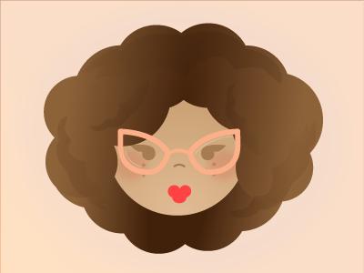 Self-Portrait vector illustrator illustration
