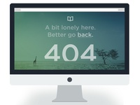 New Snippet Web 404 page