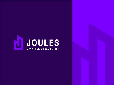 J Building Logo joules clever minimal negativespace jlogo j realestate building icon typography ui vector design app logodesign branding logo