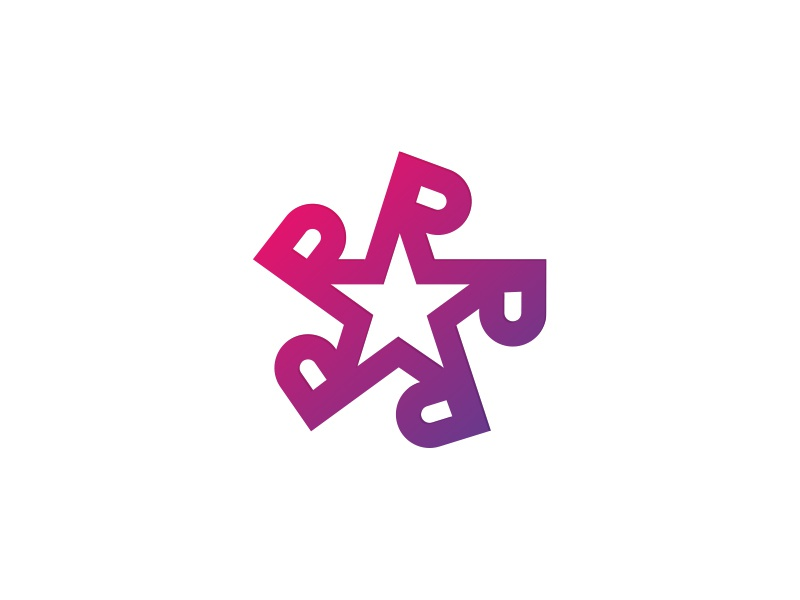 rockstar logo by shyam b dribbble