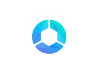 Cryptocurrency Mining Logo
