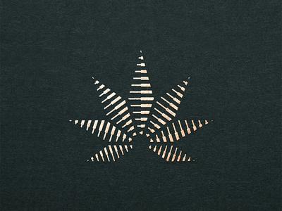 Cannabis Leaf Logo