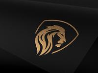 Royal Lion + Shield  Concept