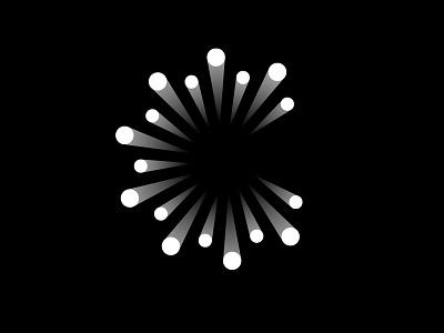 C design branding health fitness fiber motion c vector transparency illustration gradient logo