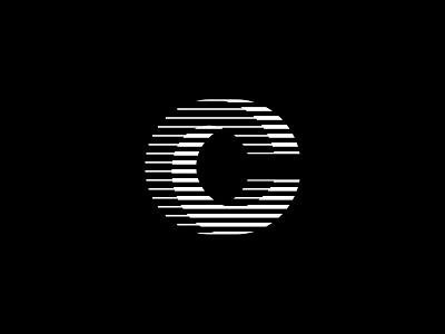 C Mark Exploration branding design logodesign layers dynamic motion c symbol typography ui design branding vector 3d logo
