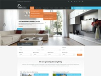 Real Homes - Real Estate Wordpress Theme