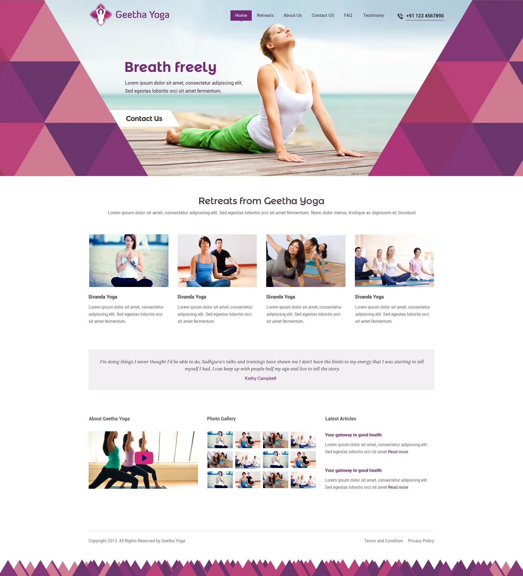 Real preview geetha yoga