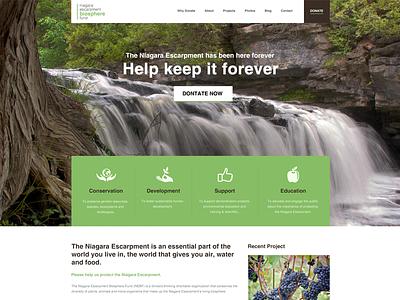 Website re-design homepage website re-design website re-design homepage design clean minimal modern simple