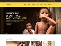 Charity - Nonprofit/NGO/Fundraising WordPress Theme
