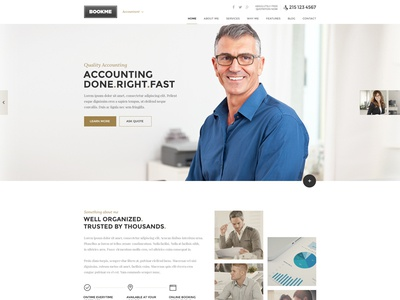 BookMe - Booking Wordpress for Business and Entrepreneurs