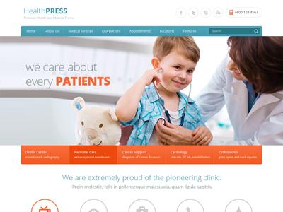 Healthpress wp