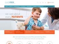 Healthpress Responsive Wordpress