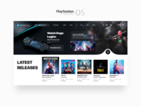 PlayStation OS Redesign