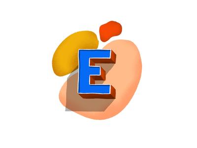 Colour and shading experiments: E