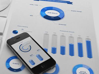 Webstudio Infographics Set