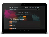 Find A Track filter tablet responsive radio tracks music bbc