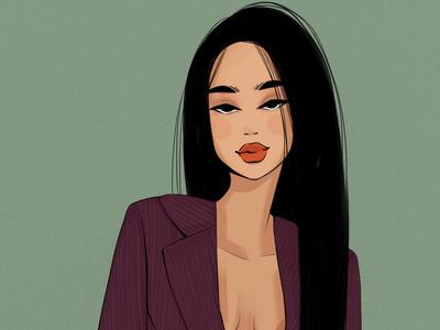 Nazva Fashion Illustration