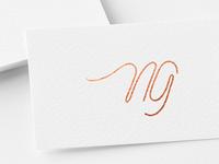 NG - Nail Artist Logo