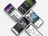 Rugby World Cup 2019 App Pt.3