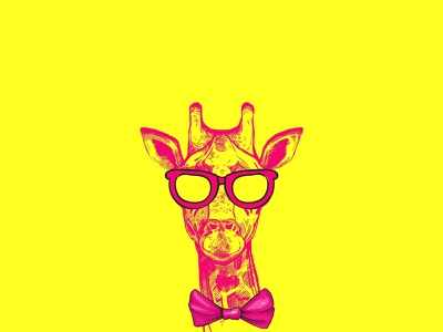 """Giraffe"" Logo ux vector ui illustrator branding logo design illustration design logo graphic design"