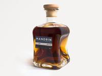Whisky Mandrin branding label whisky