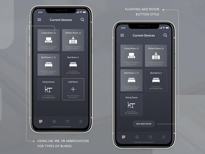 Smart Blinds - Home Automation Apps