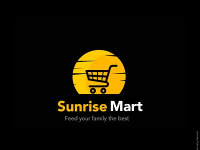 Online Mart Logo logodesign logo design