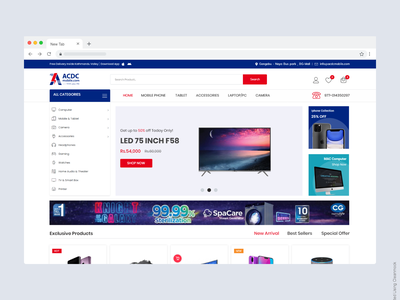 Electronic ecommerce Home page home page home page design electronic arts website web homepage ecommerce electronic ecommerce electronic ecommerce