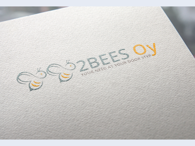 Logo of 2bees logo design challenge logo design preseentation logo logo design logo of 2bee