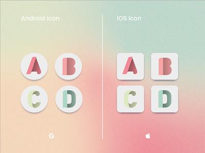 Daily UI #005 - App Icon ux ui daily ui