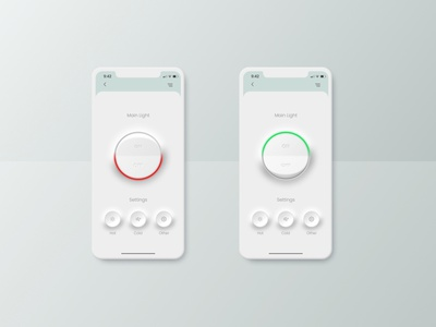 Daily UI #015 - On/Off Switch dailyui ui ux daily ui