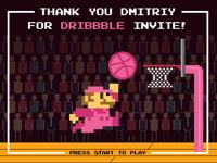 Thank you Dmitriy!